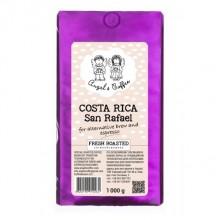 Кава в зернах Angel's Coffee Costa Rica San Rafael, моносорт, 1 кг