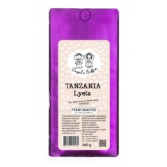 Кава в зернах Angel's Coffee Tanzania Lyela, моносорт, 0,5 кг