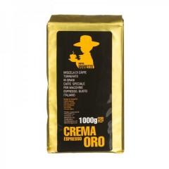 Кава в зернах Pippo Maretti Crema Espresso Oro, молотый кофе, 1 кг