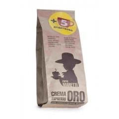 Кава в зернах Pippo Maretti Crema Espresso Oro, молотый кофе, 250 г
