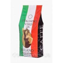 """Кава в зернах Italiano Vero """"Milano"""", 1 кг"""
