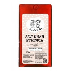 Кава в зернах Angel's Coffee Savannah-Ethiopia, 200 г