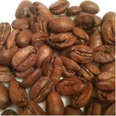 Кава в зернах ароматизована Молочна карамель 1 кг