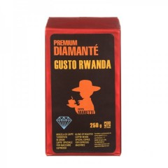 Кава в зернах Pippo Maretti Premium Diamanté Gusto Rwanda, 250 г