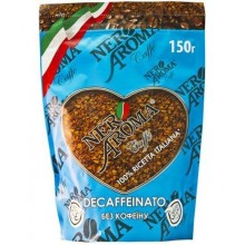 Кава розчинна Nero Aroma Exotica без Кофеина, 150 г