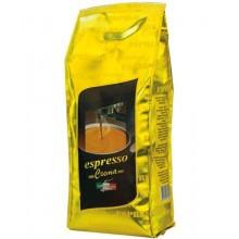 Кава в зернах Віденська кава Espresso Crema 1кг