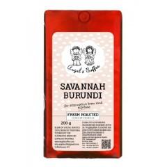 Кава в зернах Angel's Coffee Savannah-Burundi, 200 г