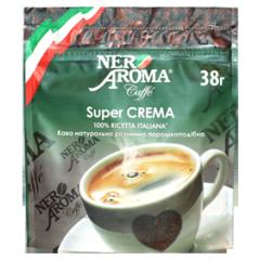 Кава розчинна Nero Aroma Super crema, 38 г