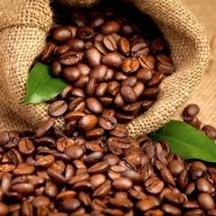 Кава в зернах купаж 80 % арабіки; 20 % робусти, 1 кг
