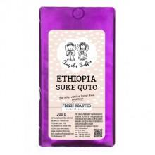 Кава в зернах Angel's Coffee Ethiopia Suke Quto, моносорт, 200 г