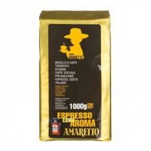 Кава в зернах Pippo Maretti Espresso Como Aroma Amaretto, 1 кг