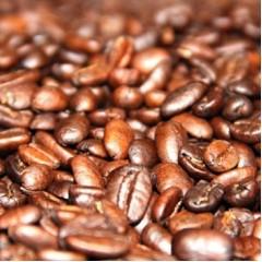 Кава в зернах Бразилія Сантос 100% арабіка 1 кг