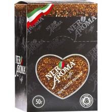 Кава розчинна Nero Aroma classic в стиках, 2г/50г/25шт
