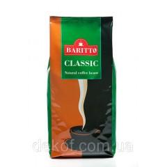 Кава в зернах Baritto classic, 1 кг