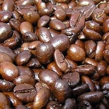 Кава в зернах Індія Черрі 100% робуста 1 кг