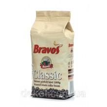 Кава в зернах Bravos Classic, 1 кг