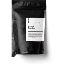Кава в зернах Бразилія Сантос, 250 г