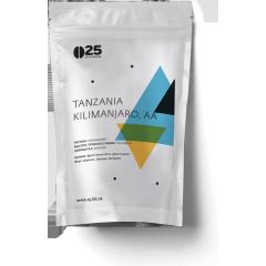 Кава в зернах Танзанія Кіліманджаро, 250 г