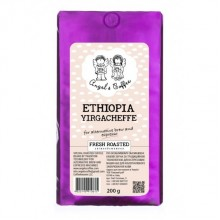 Кава в зернах Angel's Coffee Ethiopia Yirgacheffe, моносорт, 200 г