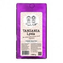 Кава в зернах Angel's Coffee Tanzania Lyela, моносорт, 1 кг