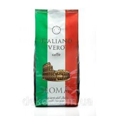 Кава в зернах ITALIANO VERO ROMA, 1 кг