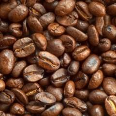 Кава в зернах купаж 50% арабіка и 50% робуста 1 кг