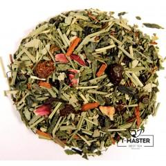 Чай зелений ароматизований Храм Дракона, 500 г