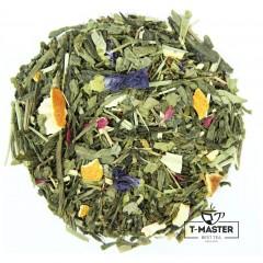 Чай зелений ароматизований Зелений з чебрецем, 500 г