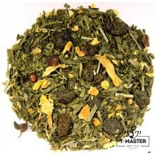 Чай зелений ароматизований М'ятний мохіто, 500 г