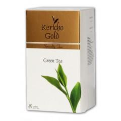 """Kericho Gold """"Чай зелений"""", 20 х 2 г"""