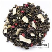 Чай зелений ароматизований Карибський коктейль, 500 г