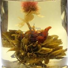 Чай білий в'язаний Квітуча лілія, 250 г