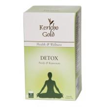 """Kericho Gold Травяний оздоровчий чай """"Детокс"""", 20 х 1,5 г"""