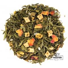 Чай зелений ароматизований Солодкий блюз, 500 г