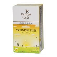 """Kericho Gold Травяний оздоровчий чай """"Ранковий чай"""", 20 х 1,5 г"""