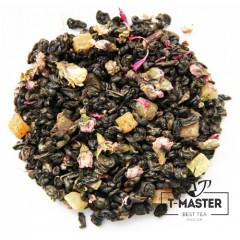 Чай зелений ароматизований Солодкий поцілунок, 500 г