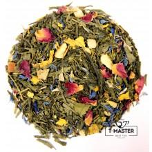 Чай зелений ароматизований Джаз-ті, 500 г