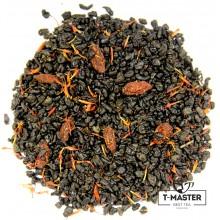 Чай зелений ароматизований Зелений з годжі, 500 г