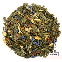 Чай зелений ароматизований Полунична поляна, 500 г