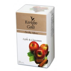 """Kericho Gold """"Яблуко з корицею"""", 20 х 2 г"""