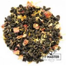 Чай зелений ароматизований Фрут-н-беррі, 500 г
