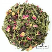 Чай зелений ароматизований Зелений з вишнею, 500 г