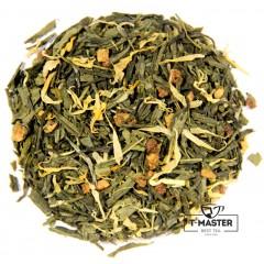 Чай зелений ароматизований Святкова Феєрія, 500 г