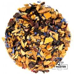 Чай фруктово-трав'яний Мандариновий чай, 500 г
